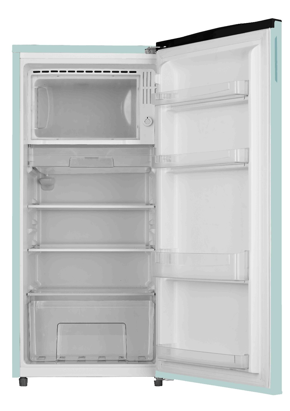 Retro Stil Kühlschrank Eintürig Kühlschrank/bunte Retro Kühlschrank ...