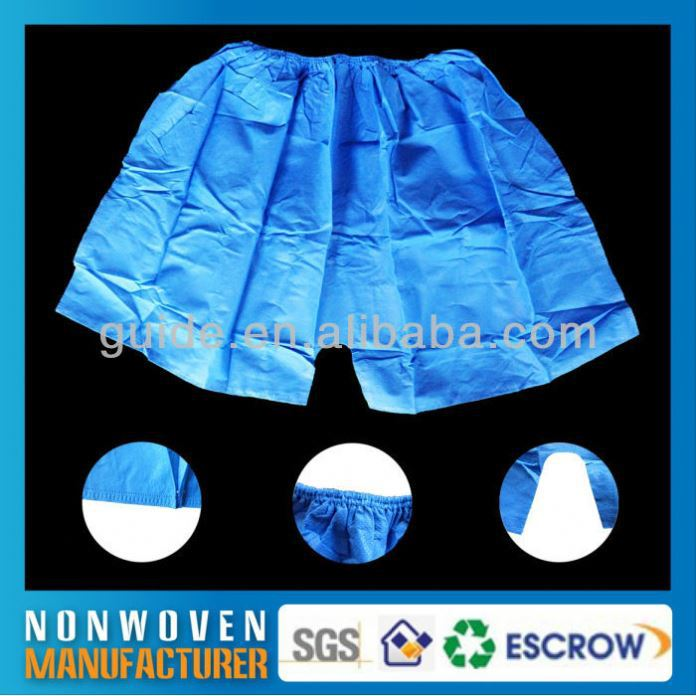 Hospital Nonwoven Thongs Dispolesab Paper Underwear