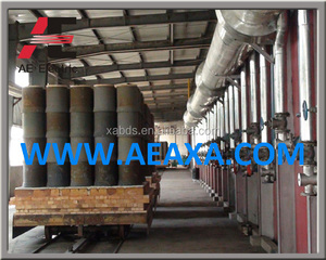 High Quality and competitive price of Tunnel Kiln/DRI Making Equipment