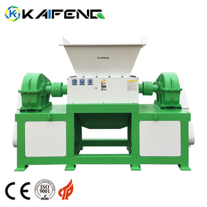 Industrial Factory Used Plastic Timber Paper Tire Shredder Parts Machine For Sale