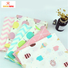 Different kinds 100% cotton twill printing quilt fabric textile