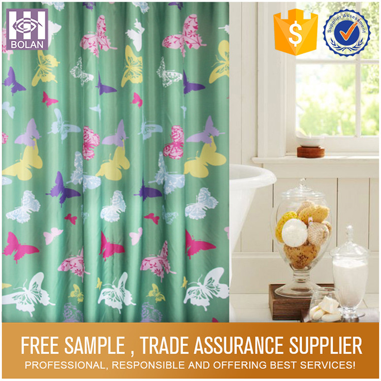 84 shower curtains | holiday design