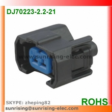 2way sumitomo Fuel Injector connector Pigtail Plug VW Jetta Golf MK4 Beetle 2.0 Connector 06A 973 722 DJ70223-2.2-21