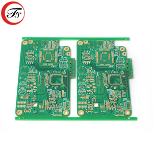 Pcb Board Oem Builder For Customized Made Fr4 Soldering