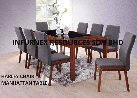 Attrayant Malaysia Furniture,Dining Set,Wood Furniture,Wood Dining,Glass Table,Modern  Chair,Dining Room Furniture,Tempered Glass   Buy Wood Furniture,Dining Set  ...