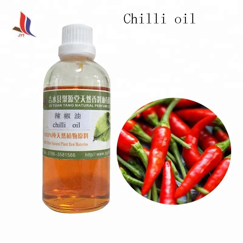 Red Pepper Oil Pure Natural Chilli Oil for Skin Care Slimming