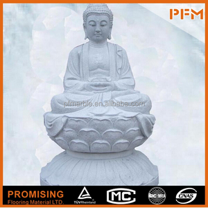 Manufactory cheap high quality marble natural stone gautam buddha statue