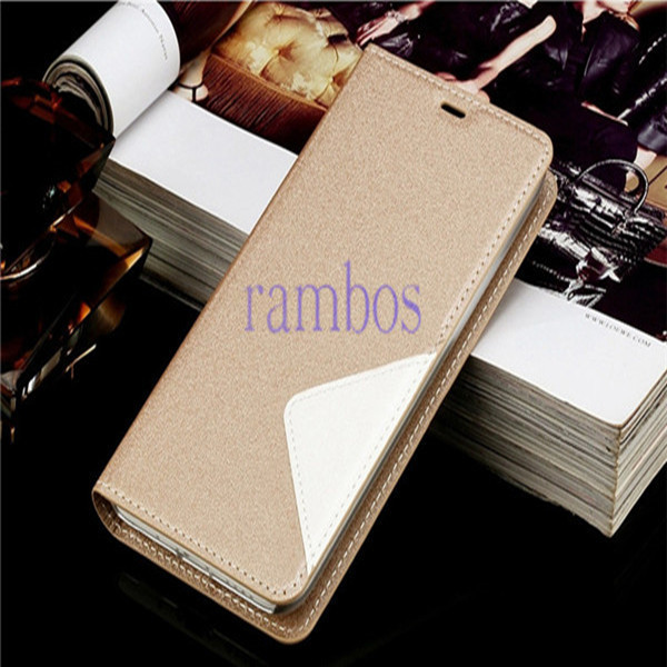 Mobile Phone Leather Case Colorful Flip Back Cover Case for Coolpad Dazen F1 F2 X7