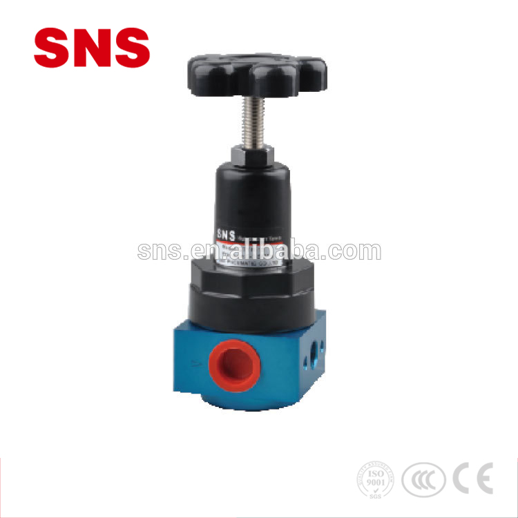 SNS Pneumatic <strong>Valve</strong>,High floating solenoid pressure hydraulic reducing regulation control engine electric <strong>valve</strong>(QTYH series)