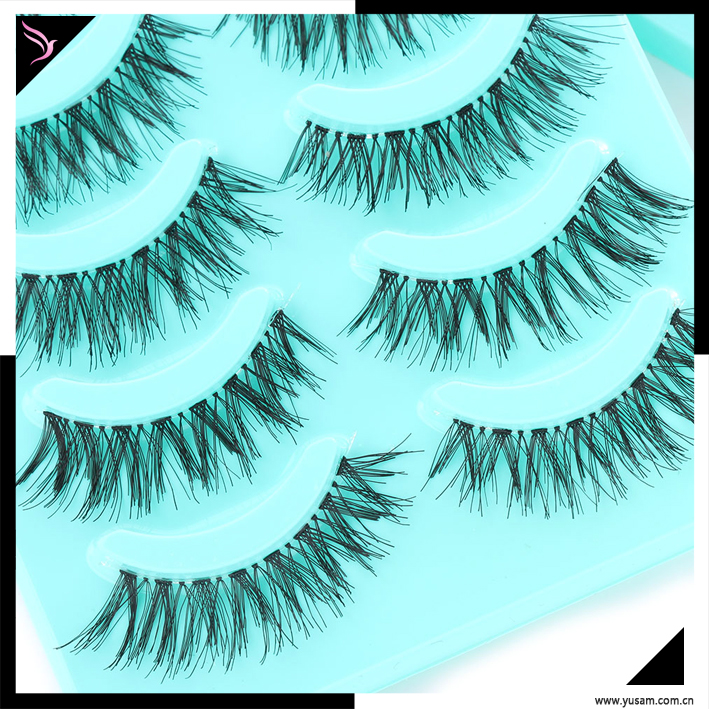 charming styles private label false eyelash can offer glue