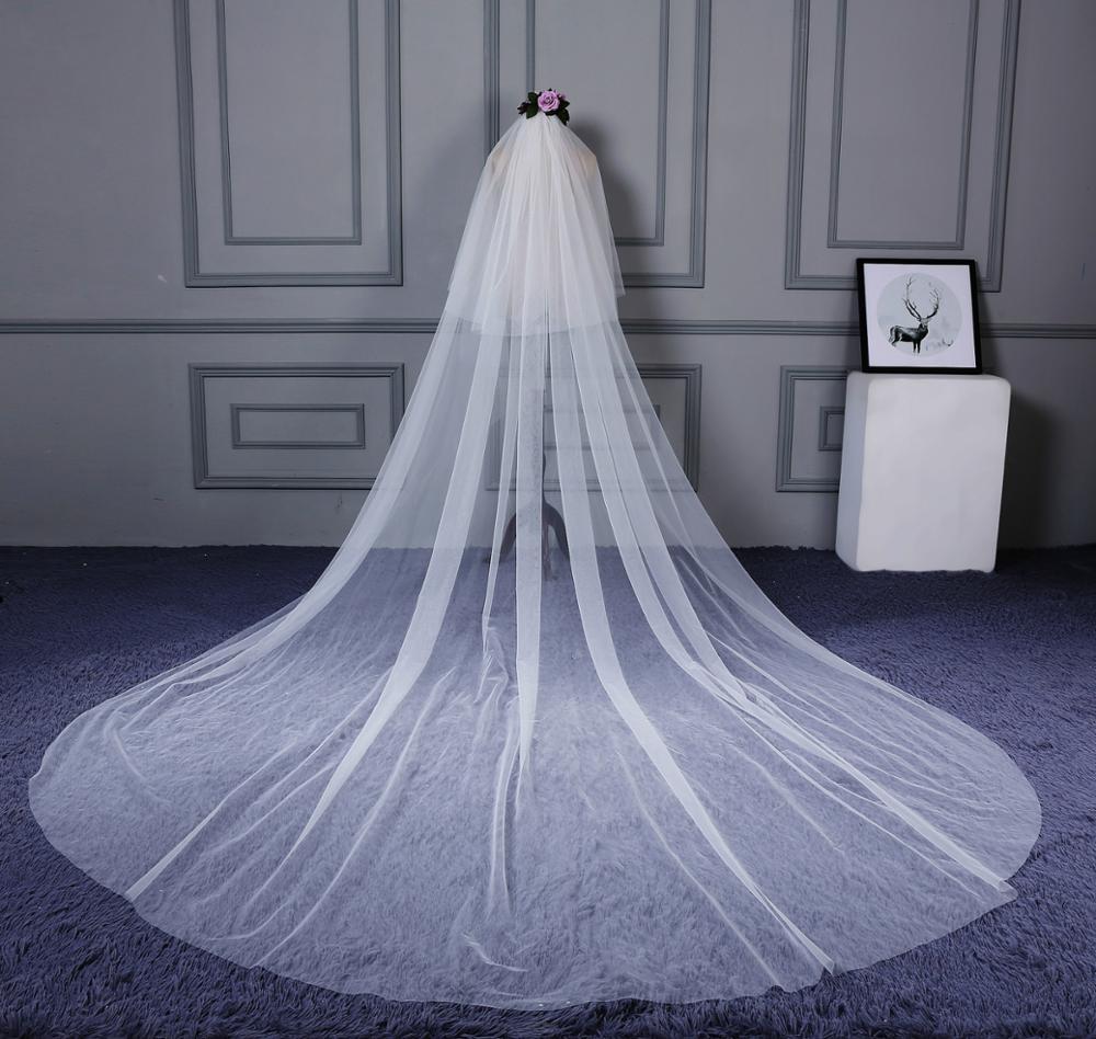 a139828f2 Venta al por mayor velos de novia tejidos-Compre online los mejores ...