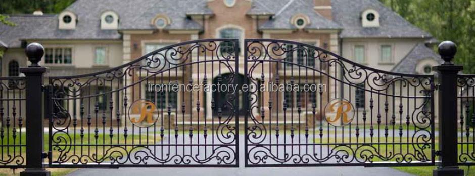 Simple iron gate design pixshark images