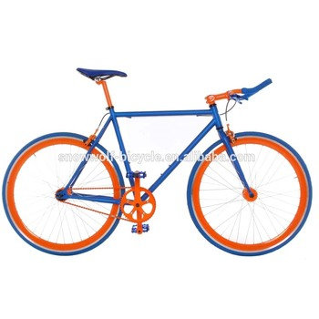 da1ac74a3 colorful 700C fixie gear bike  Wholesale Price Track Bike  cheap fixed gear  bicycle