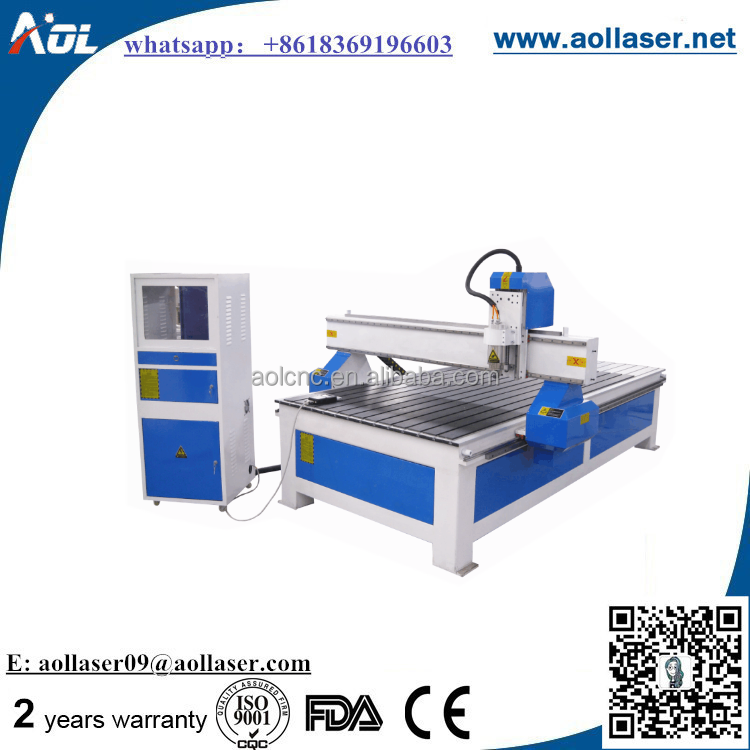 high efficiency spindle moulder woodworking machine AOL-1325