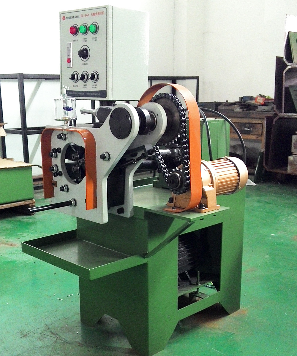 Bolts And Nuts Manufacturing Machine Thread Making Machine ...
