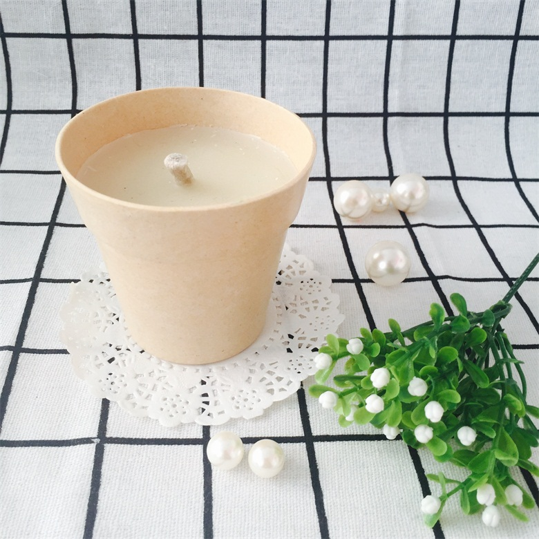 Wooden Wicks Mosquito Repellent Citronella Ceramic Outdoor candles