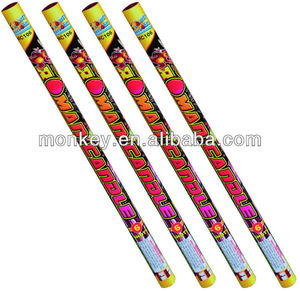 "0.8"" 6 shots roman candle buy firework factory wholesale / hign quality"