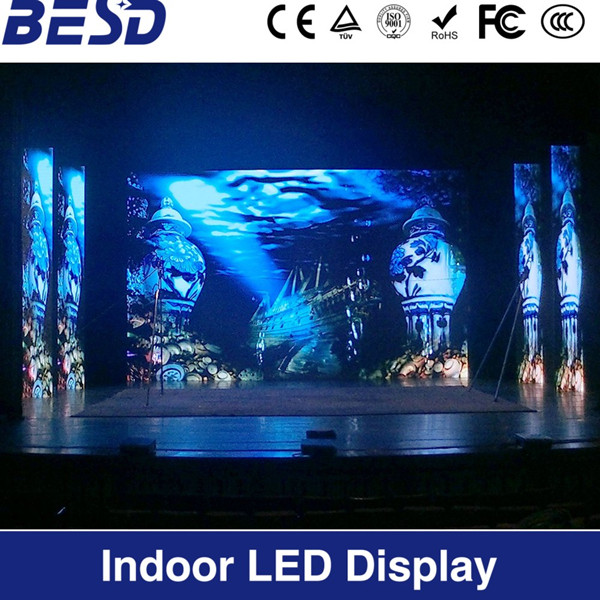 P4 Indoor Full Color Led Display Screen Video With Good Price - Buy P4  Indoor Led Display Board Xx Video In China,P4 Rental Led Display,Xxx Video  Wall