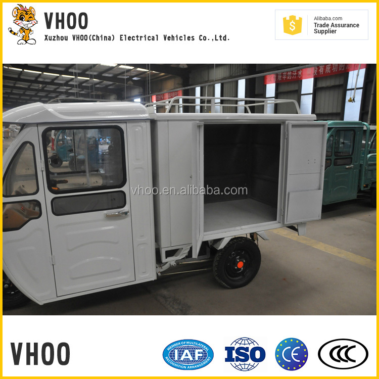 china wholesale adult tricycle cargo e trike for express delivery