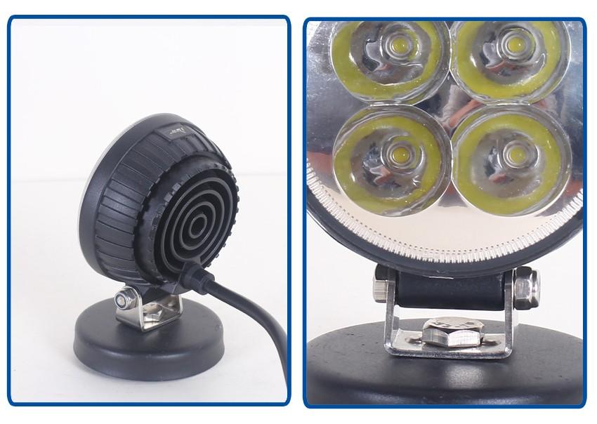 6 Volt Led Tractor Lights : Led tractor work light automotive volt