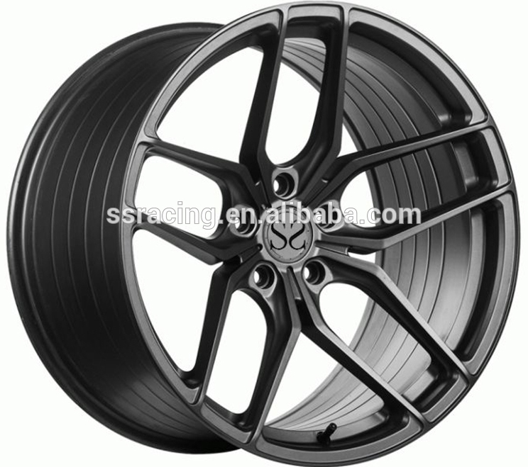 Customize Forged Step Lip Alloy Wheels For 181920212224 Inch