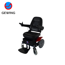 Ce Approved Fashion Medical Folding Lightweight Electric Power Wheelchair