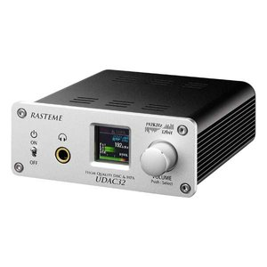 High-performance DAC, USB(192Khz 24Bit) DAC(192Khz 32Bit) and Headphone  Amplifier