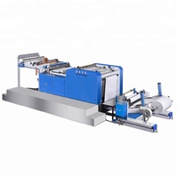 Jumbo Roll To Sheet A3 A4 A5 Paper Sheeting Machine A4 Making Machine In Stock