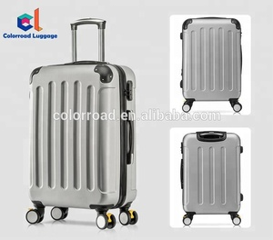 2017 trending Hot selling abs pc film trolley luggage bags cases,korea trolley luggage,top brands trolley luggage bags