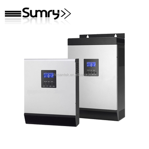 Sunray Solar UPS Pure Sine Wave 5KVA High Frequency Inverter