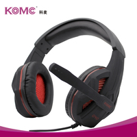 Good Sound Quality PC Gaming Micro USB Headset with Microphone
