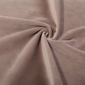 new design any color 100%polyester micro velvet fabric for upholstery