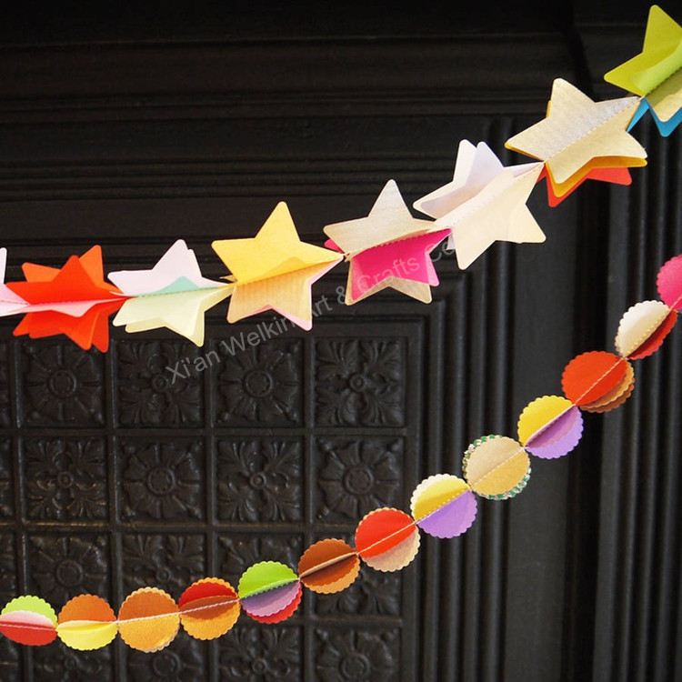 How To Make Crepe Paper Christmas Decorations : Tissue craft paper ball flowers pom poms buy
