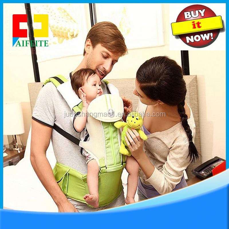 2016 Hot Selling Colorful & Fashionable Baby Carrier Wrap