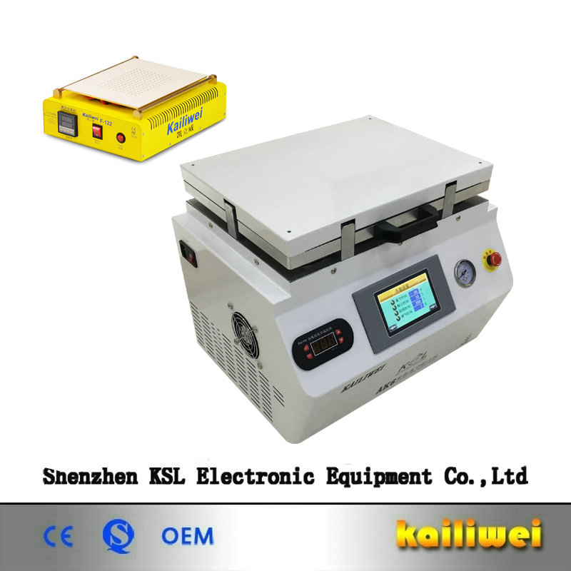 Full Set Mobile Reparing Separator LCD Panel Repair Machine For Ipad 6 Screen