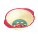New Custom Wholesale Cartoon Bamboo Fiber Dinner Children Cartoon Spoon bowl Babys Tableware