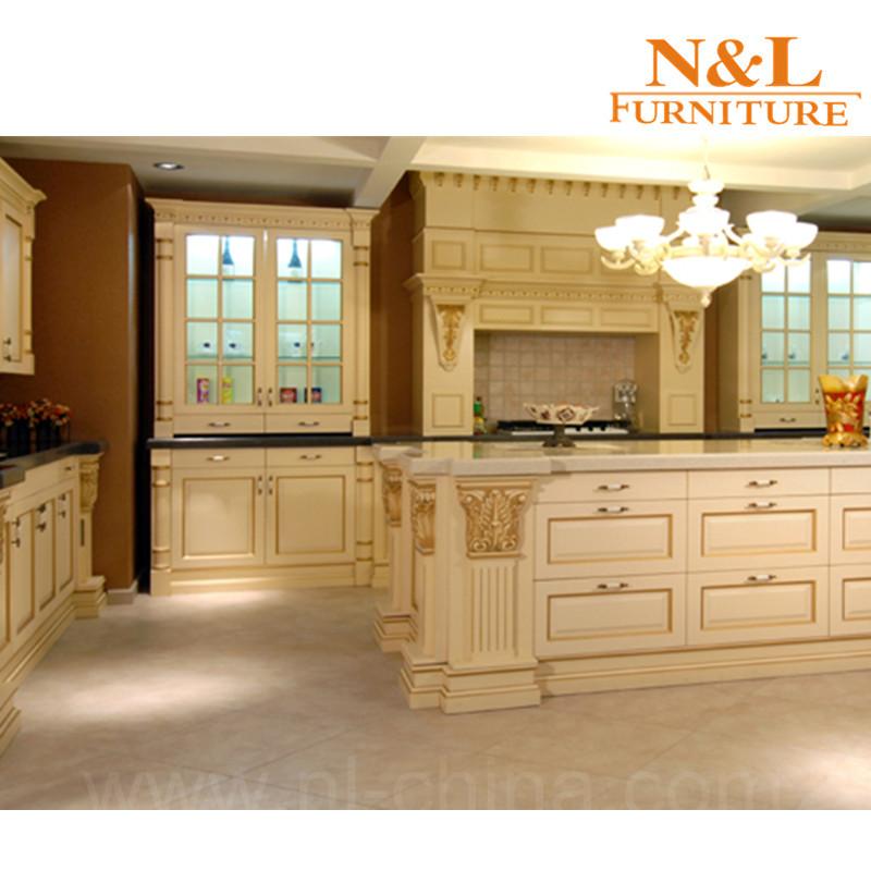 Finden Sie Hohe Qualität Küche Schränke Massivholz Hersteller und ...