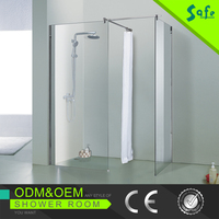 High quality shower bathroom bath shower screen and accessories