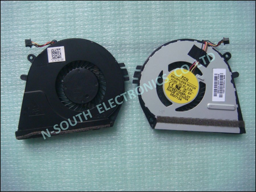 Replacement Laptop Cpu Cooler For Hp For Envy 14-k 725445-001 ...