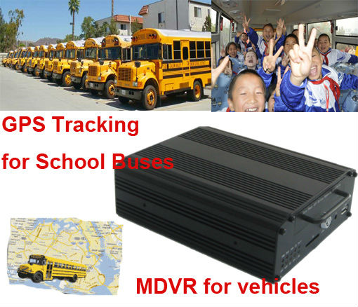 H.264 compression embeded Linux gps tracking HDD mobile dvr with Cellphone based software
