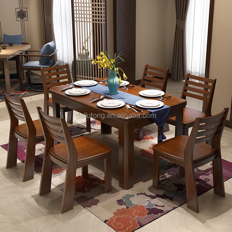 Classic Luxury Wooden Dining Room Set, Classic Luxury Wooden Dining Room Set  Suppliers And Manufacturers At Alibaba.com