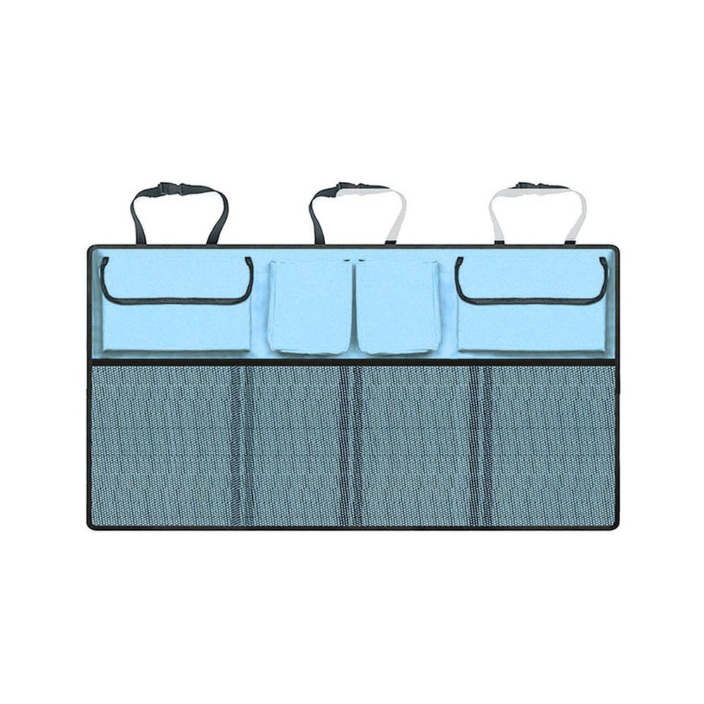 Органайзер для багажника автомобиля, Сетчатая Сумка для хранения напитков, дорожный автомобильный подвесной карман для внедорожника, груз...(Китай)