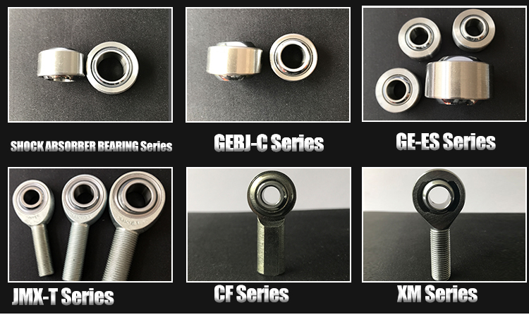 Bearing Suppliers Miniature  Ball Joint Rod End Alloy Steel Bearings GE18T