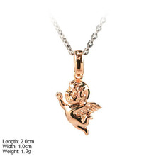 PSA-0972B Wholesale Hot Sterling Silver Cupid Fashion Angel Pendants