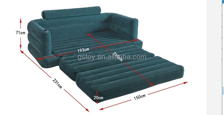 Merveilleux Inflated Double Size Collapsible Sleeper Sofa   Buy Sleeper Sofa,Commercial Sleeper  Sofa,European Style Sleeper Sofa Product On Alibaba.com