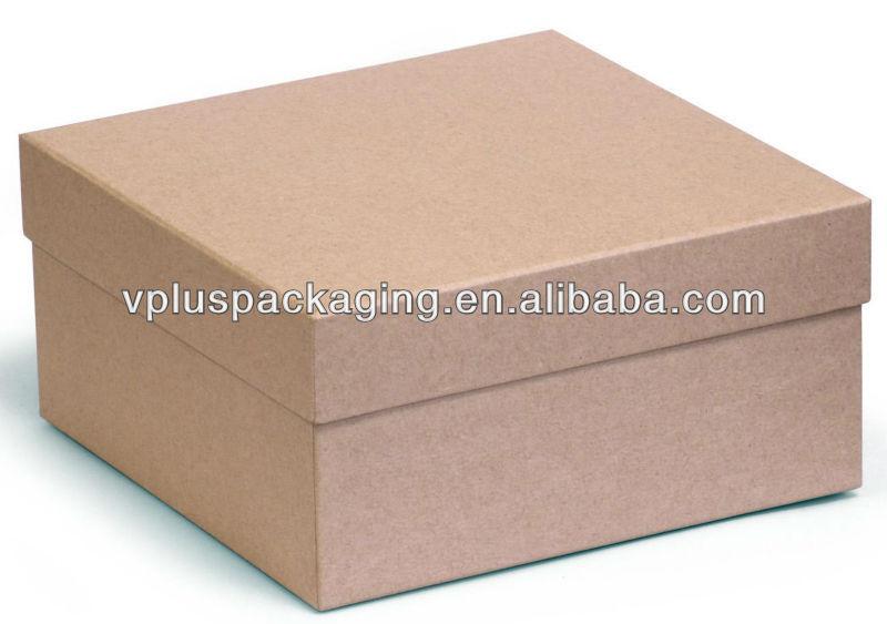 Brown Recycled Cardboard Gift Boxes - Buy Brown Recycled Cardboard ...
