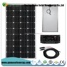 Sunpower thermal poly solar module pv panel for Lusaka factory pitched roof