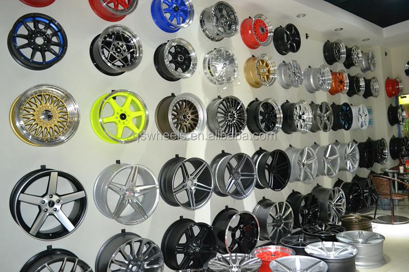 New Designs 18 Inch Alloy Wheel 5x114.3 Concave Wheels Replica For ...