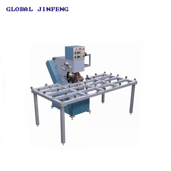 JFSD3 Glass horizontal wide sand belt machinewith easy operate