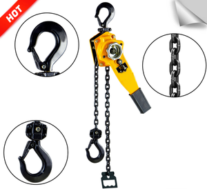3000kg lever hoist block chain ratchet